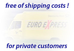 free of shipping costs