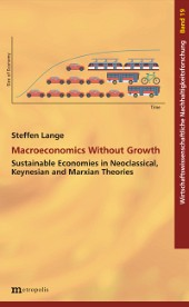 cover of S Lange, Macroeconomcs Without Growth - click for the publisher link