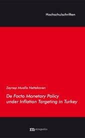 De Facto Monetary Policy under Inflation Targeting in Turkey